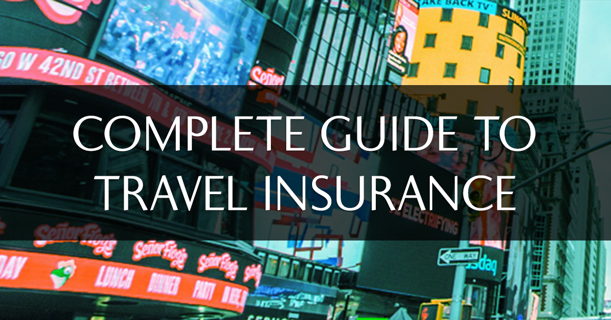 Best Value Travel Insurance Pre Existing Medical Conditions